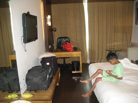 Goldfinch Mangalore : Superior room