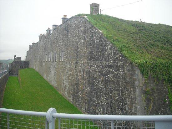 Camden Fort Meagher land approach