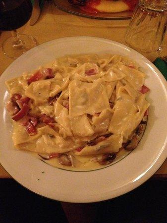 L'Osteria dell'Anima: Pappardella dell osteria