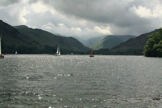 Lake District National Park Guided Walks - Walks to Inspire: Ullswater