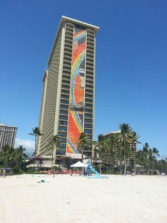 Hilton Hawaiian Village Waikiki Beach Resort: Rainbow Tower