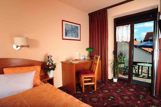 Parkhotel Pruhonice: Classic room