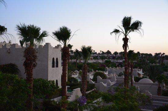 Four Seasons Resort Sharm El Sheikh: The resort view from the room (160)