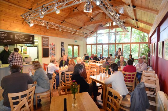 Poole's Cavern Cafe: The Cafe at the Cavern
