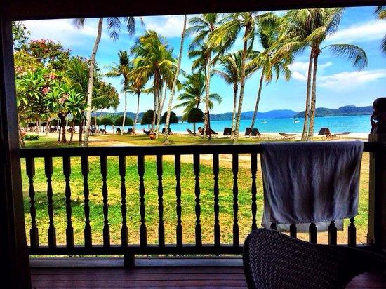Meritus Pelangi Beach Resort & Spa, Langkawi : View from our balcony
