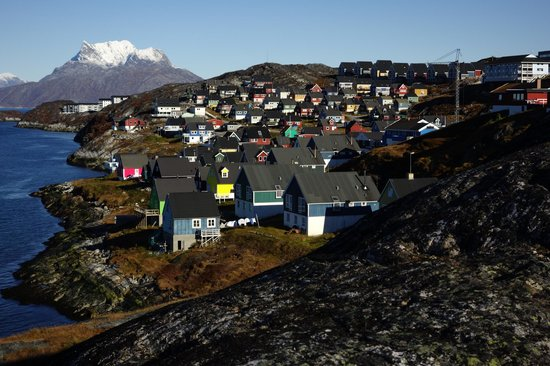 Touring Greenland ApS: Nuuk, Greenland