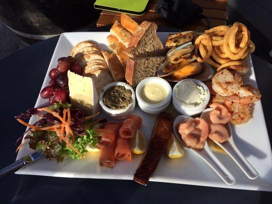Waipara Springs Winery : Platter for 2