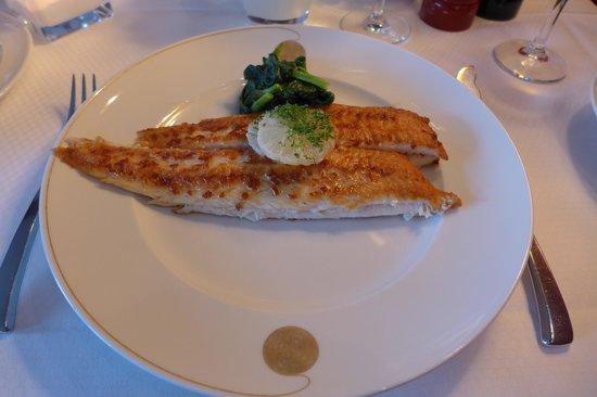 Fischereihafen-Restaurant: Seezunge