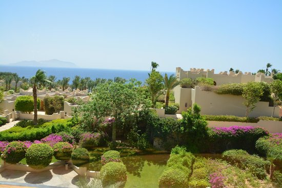 Four Seasons Resort Sharm El Sheikh: View from the observatory