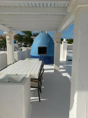 Bahiazul Villas & Club : roof terrace