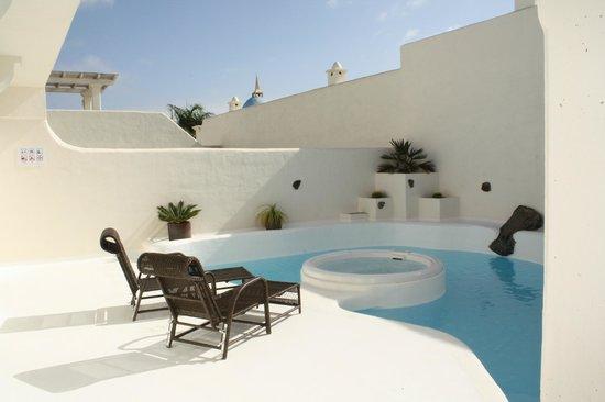 Bahiazul Villas & Club: private pool