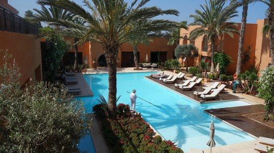 Tikida Golf Palace: La piscine