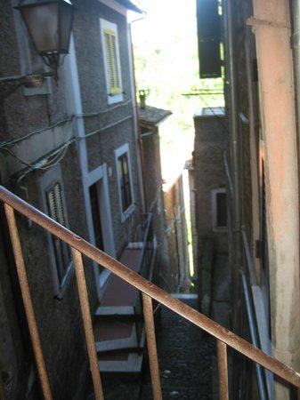 Casa del Girasole: entata in appartamento
