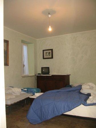 Casa del Girasole: camera da letto