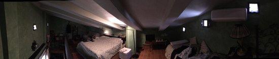 B&B La Fattoria : La stanza da letto