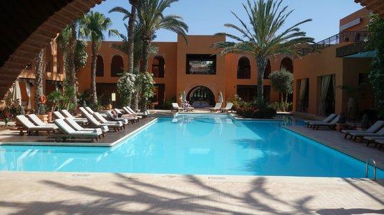Tikida Golf Palace : La piscine