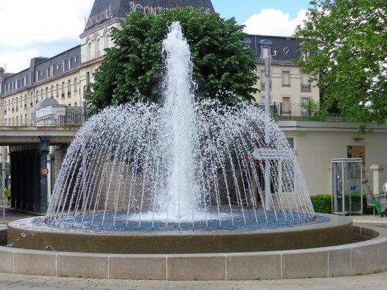 Hôtel-Club Cosmos : eau