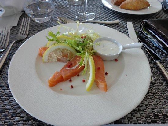 Hôtel-Club Cosmos : poisson