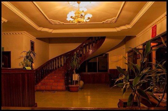 Green Village Angkor Hotel : Hotel foyer