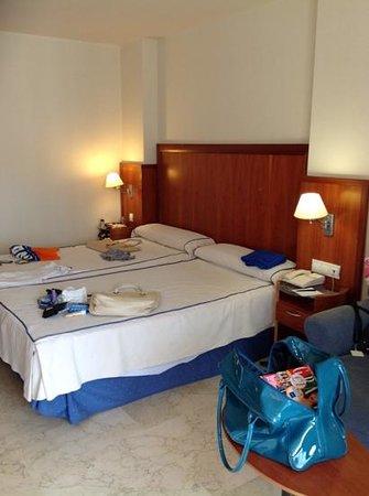 Melia Benidorm: standard room