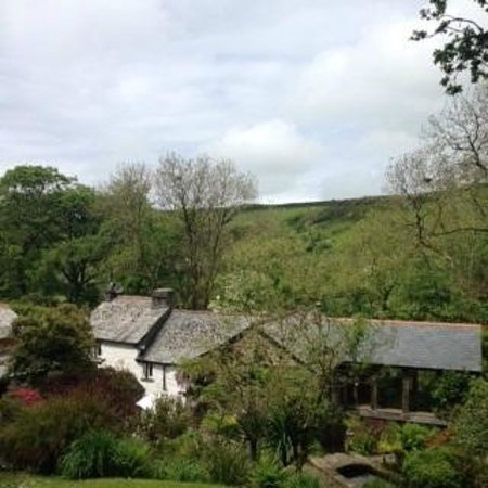 Docton Mill Gardens & Tea Rooms: The mill and tea rooms, set within a beautiful valley