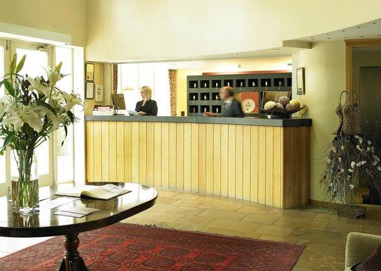 Feversham Arms Hotel & Verbena Spa: Reception