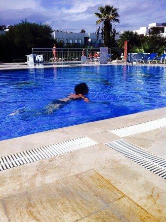 Nagi Beach Hotel: Pool
