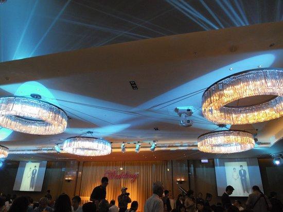 Grand View Resort Beitou : ballroom at B4