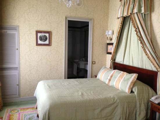 Hotel Ritz, Madrid: Hotelzimmer