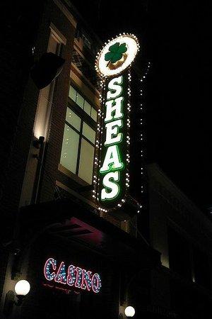 O'Sheas Casino at the Linq