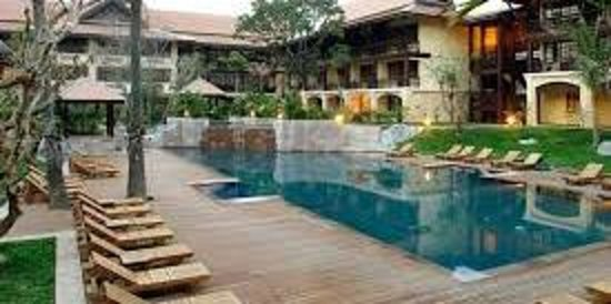 Victoria Angkor Resort & Spa: Relaxing Area