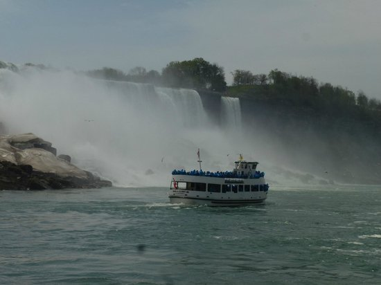 The next Maid of the Mist setting out