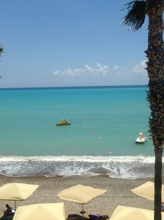 Columbia Beach Resort Pissouri : Amazing views