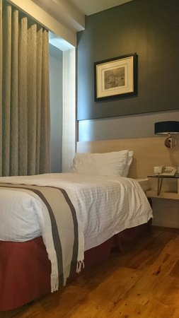 Ciudad Fernandina Hotel : Room 209