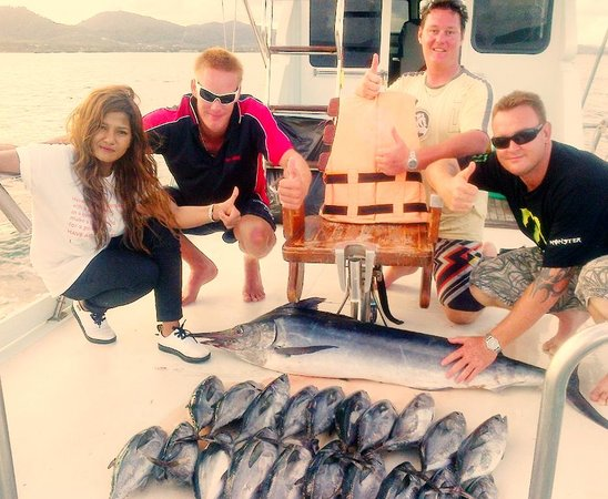 Real Info Phuket Fishing Trips & accessories
