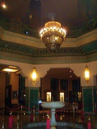 Hotel Riu Tikida Garden: hotel lobby