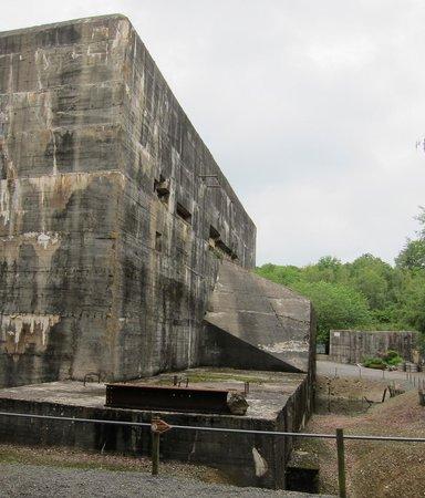 Blockhaus d'Eperlecques : The bunker