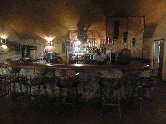 Heia Safari Ranch: Bar