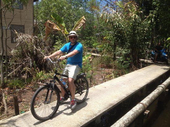 Recreational Bangkok Biking : Cycling