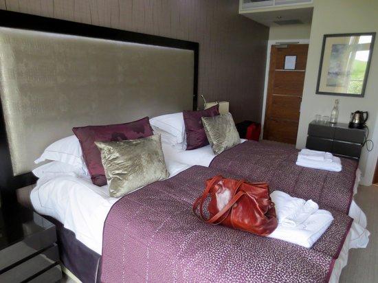The Llawnroc Hotel: Zimmerausstattung