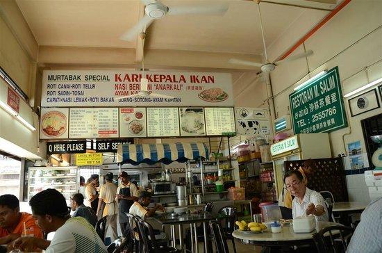 @ Restoran M Salim