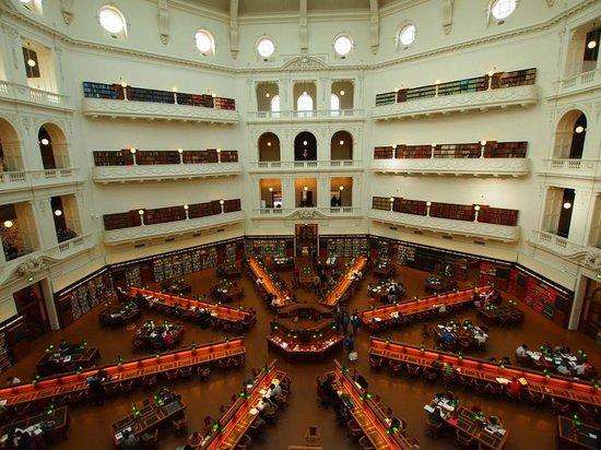 State Library of Victoria: La Trobe