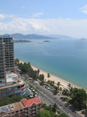 Sheraton Nha Trang Hotel and Spa: View from our room