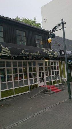 Hressingarskalinn: do not enter!!!!