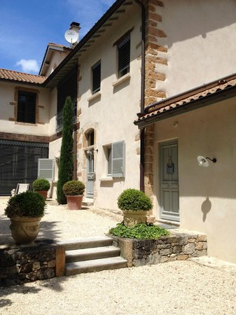 Les Hautes Bruyeres : Spacious and warm