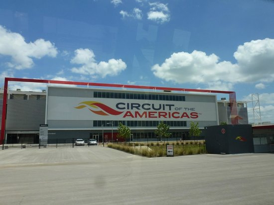 Outside Circuit of the Americas