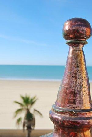 Hostal Montserrat-Casa del Mar: PRECIOSAS VISTAS