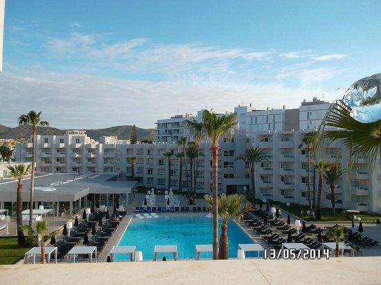 Hotel Garbi Ibiza & Spa: Anlage