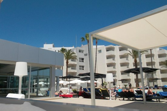 Hotel Garbi Ibiza & Spa : Chill out