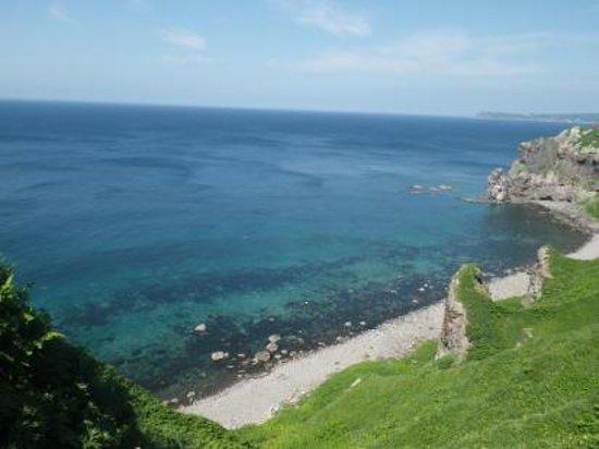 青い海 - Picture of Cape Kamui, Shakotan-cho - TripAdvisor